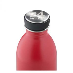 24 Bottles URBAN BOTTLE HOT RED 250 ml