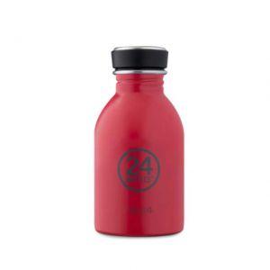 24 Bottles URBAN BOTTLE HOT RED 250 ml