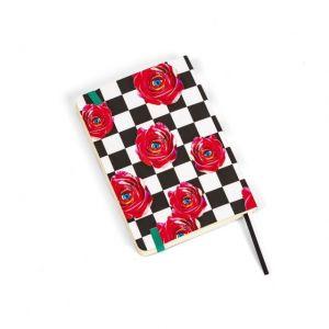 Seletti TACCUINO -TOILETPAPER- REGULAR Roses