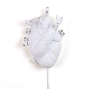 Seletti LAMPADA DA PARETE HEART LAMP