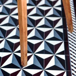 TAPPETO IN VINILE BAUHAUS BA1 60 x 97 cm