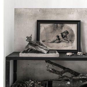 Beija Flor MURALE IN VINILE CONCRETE RW-C1 140 x 200 cm