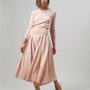 pantaloni frufru / frufru trousers // mattone