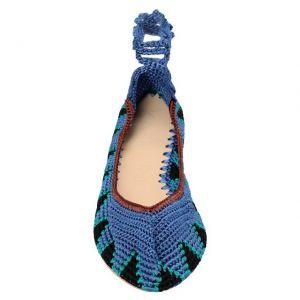Kashura BALLERINA HIGH PLUM BLUE