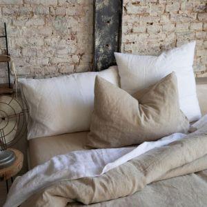 Vivaraise FEDERA STONEWASHED ZEFF Bianco 50x75 cm