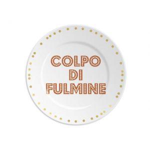 PIATTO PICCOLO COLPO DI FULMINE