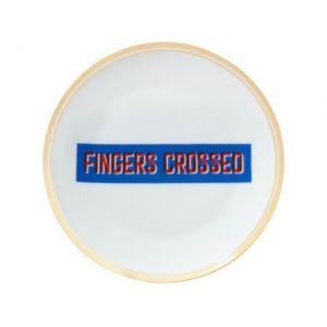 PIATTO FINGER CROSSED