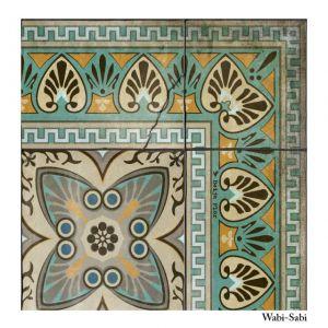 TAPPETTO IN VINILE DECORO BELLA Ba1 50 x 120 cm