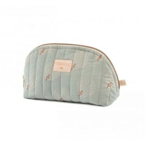BEAUTY CASE BIANCO GATSBY VERDE ANTICO small