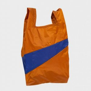 SHOPPING BAG SAMPLE e ELECTRIC BLUE