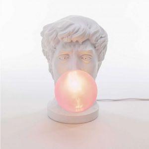 LAMPADA IN RESINA WONDER