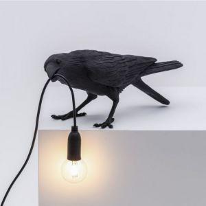 LAMPADA CORVO NERVO BLACK PLAYING