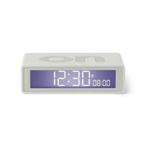 RADIO SVEGLIA LCD BIANCA