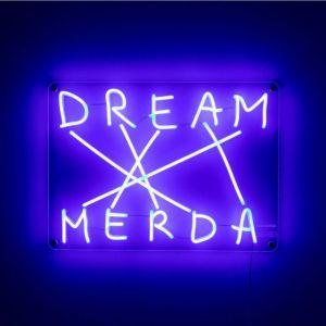 LAMPADA A LED DREAM MERDA