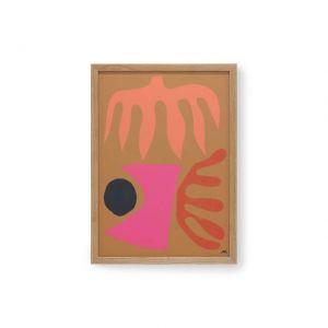 CORNICE ARTISTICA MARCELLO VELHO 39 x 53 cm