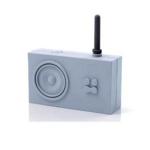 Gift Company Italy LEXON – TYKHO RADIO Gris