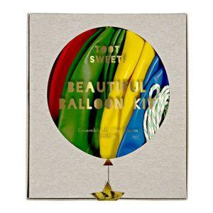 Meri Meri TOOT SWEET BEAUTIFUL BALLOON KIT MULTICOLOR